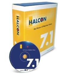The software library for machine vision: HALCON from MVTec
